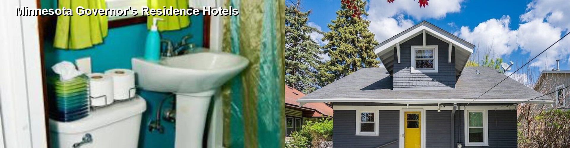 5 Best Hotels near Minnesota Governor's Residence