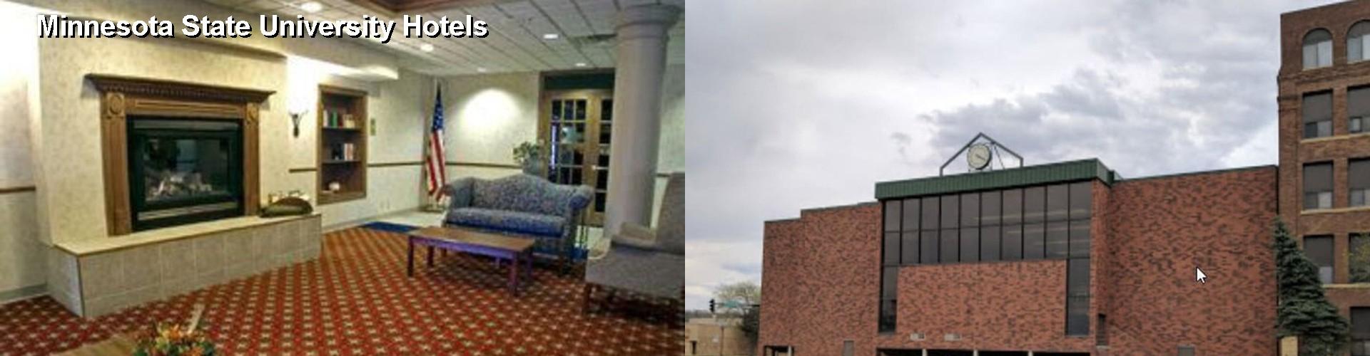 5 Best Hotels Near Minnesota State University