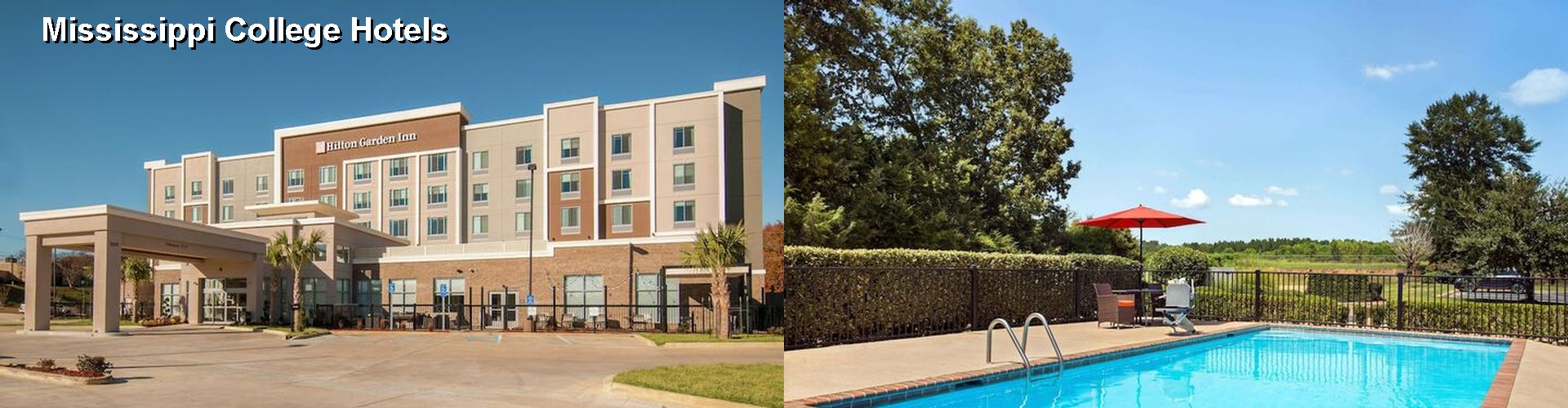 5 Best Hotels near Mississippi College