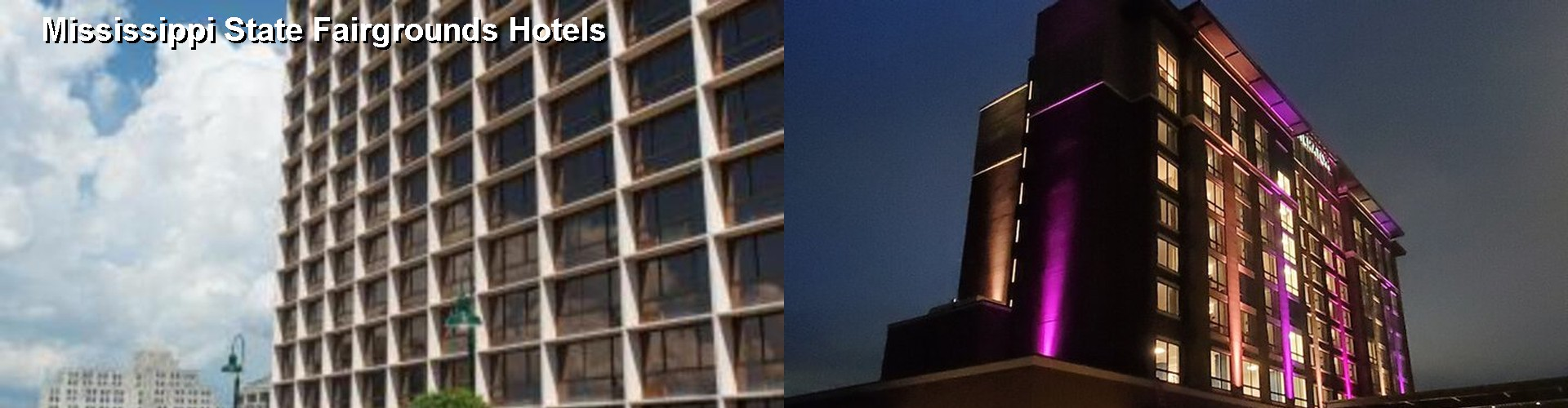 5 Best Hotels near Mississippi State Fairgrounds