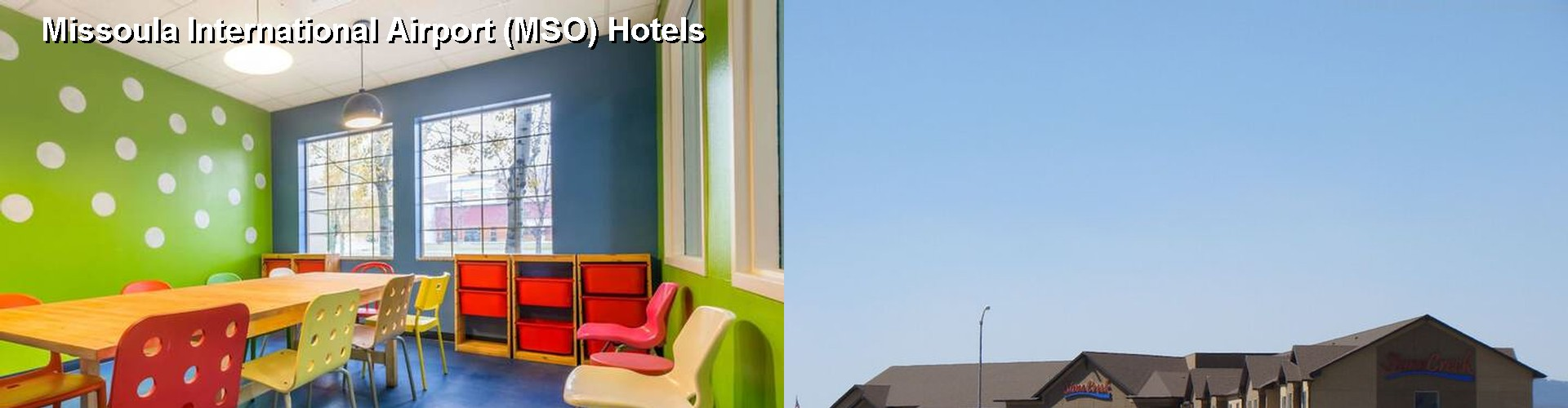 Hotels Near Missoula International Airport Mso Mt