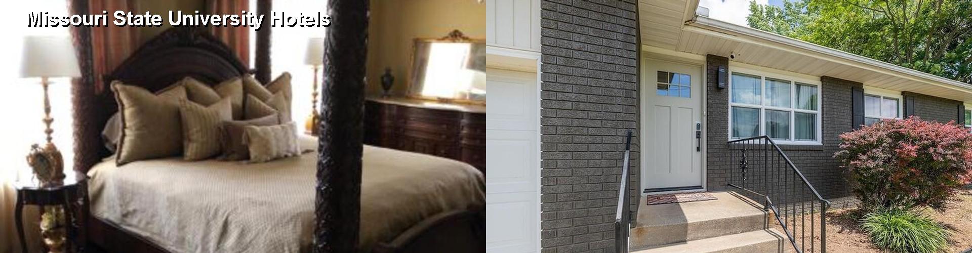 5 Best Hotels Near Missouri State University