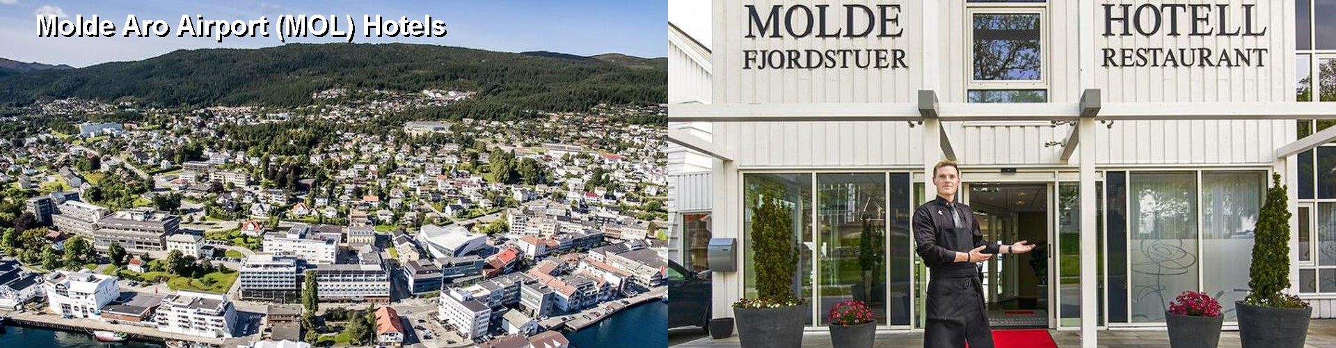 3 Best Hotels near Molde Aro Airport (MOL)