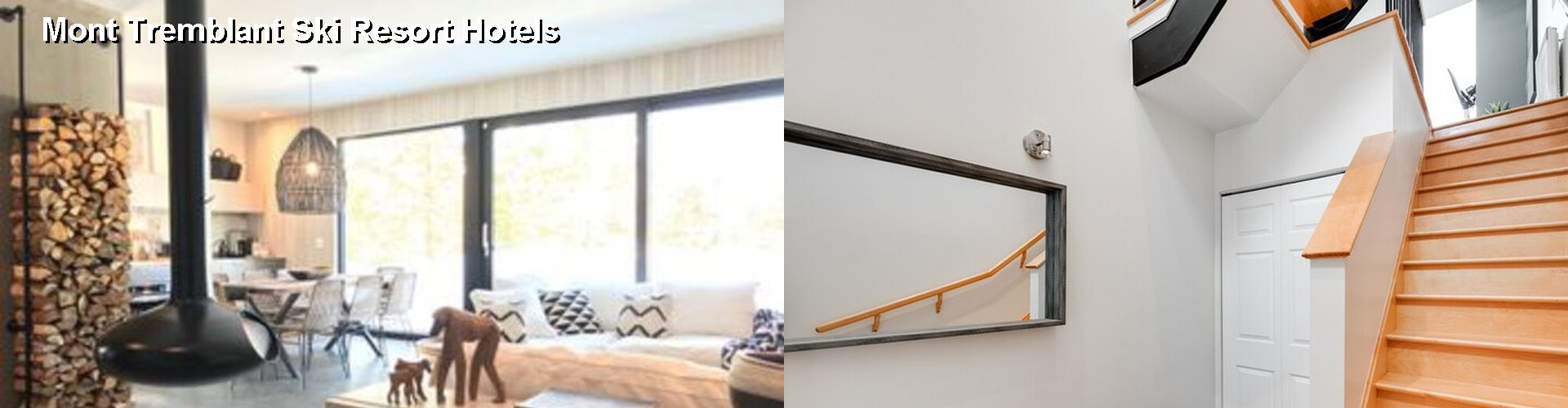 5 Best Hotels near Mont Tremblant Ski Resort