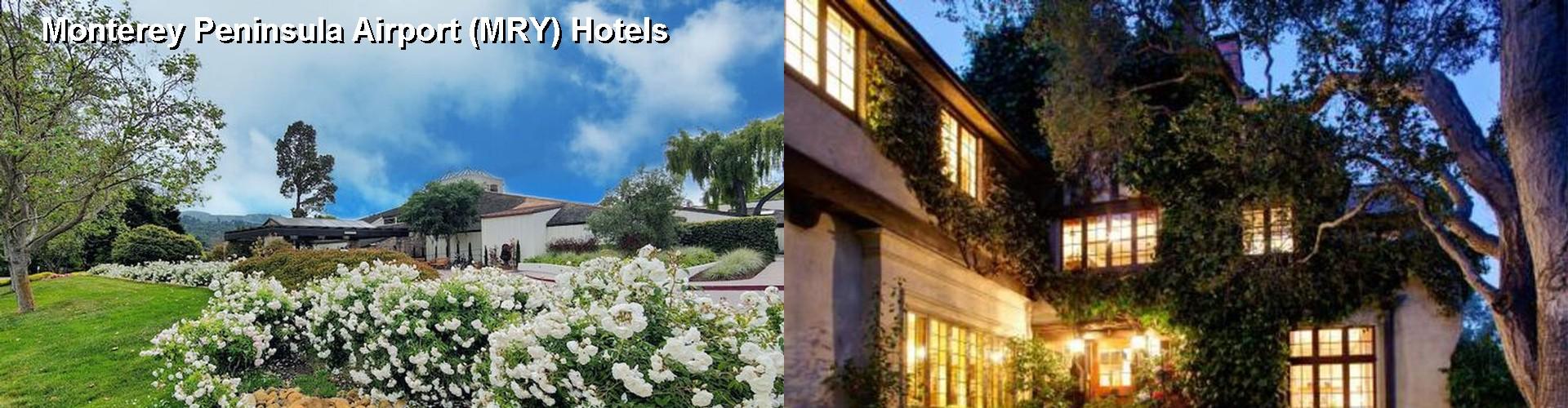 5 Best Hotels Near Monterey Peninsula Airport Mry