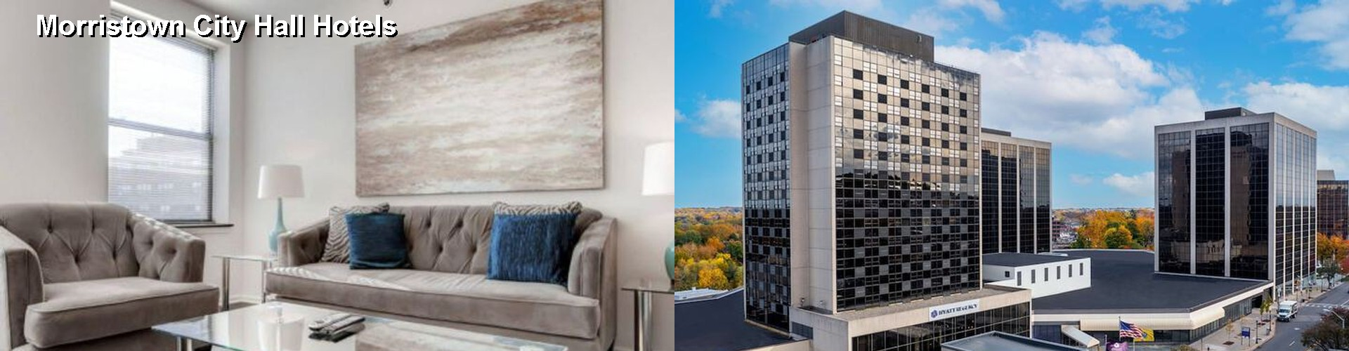 5 Best Hotels near Morristown City Hall