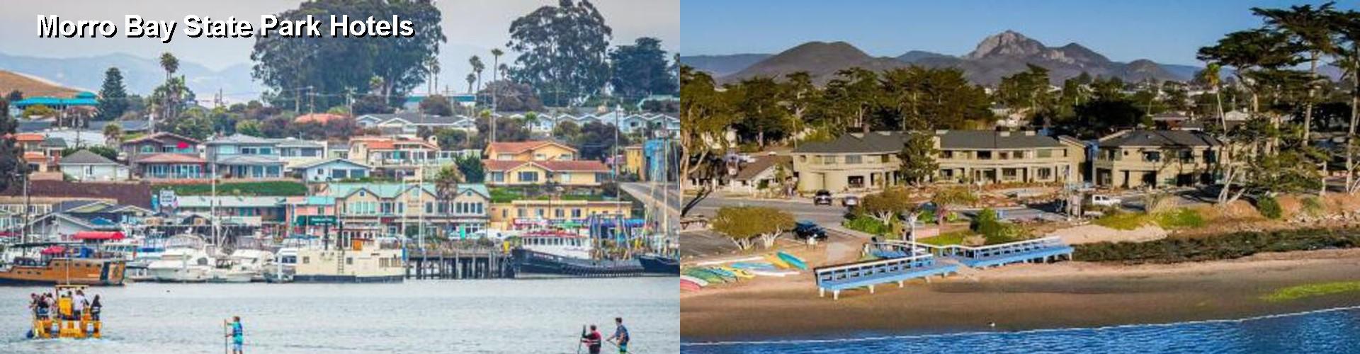 5 Best Hotels Near Morro Bay State Park