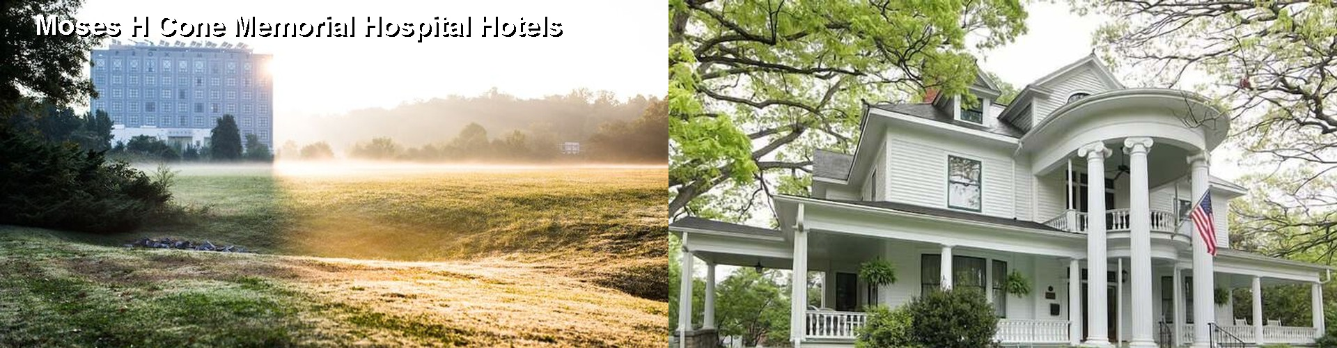 Hotels Near Moses Cone Hospital In Greensboro Nc