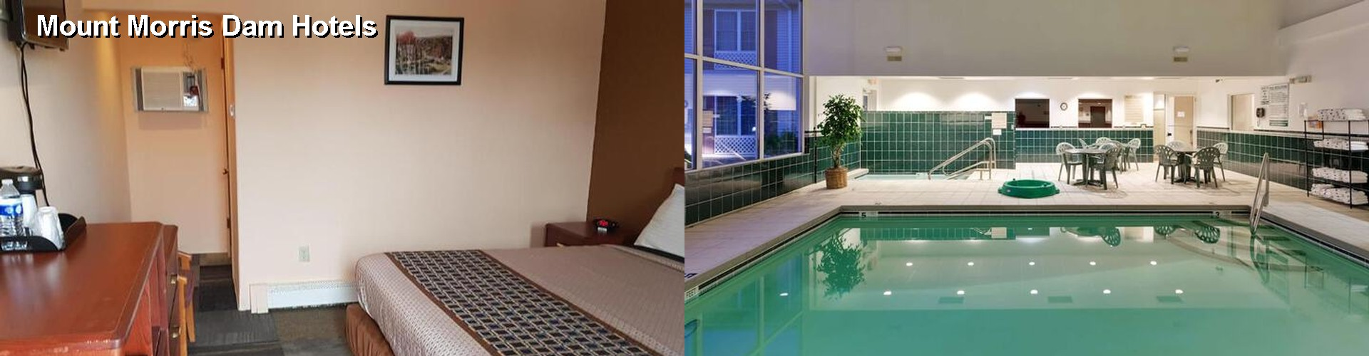5 Best Hotels near Mount Morris Dam