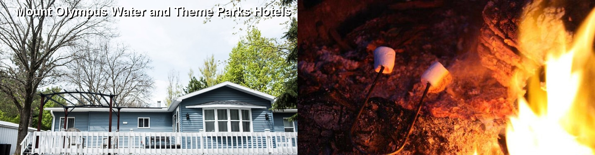5 Best Hotels near Mount Olympus Water and Theme Parks