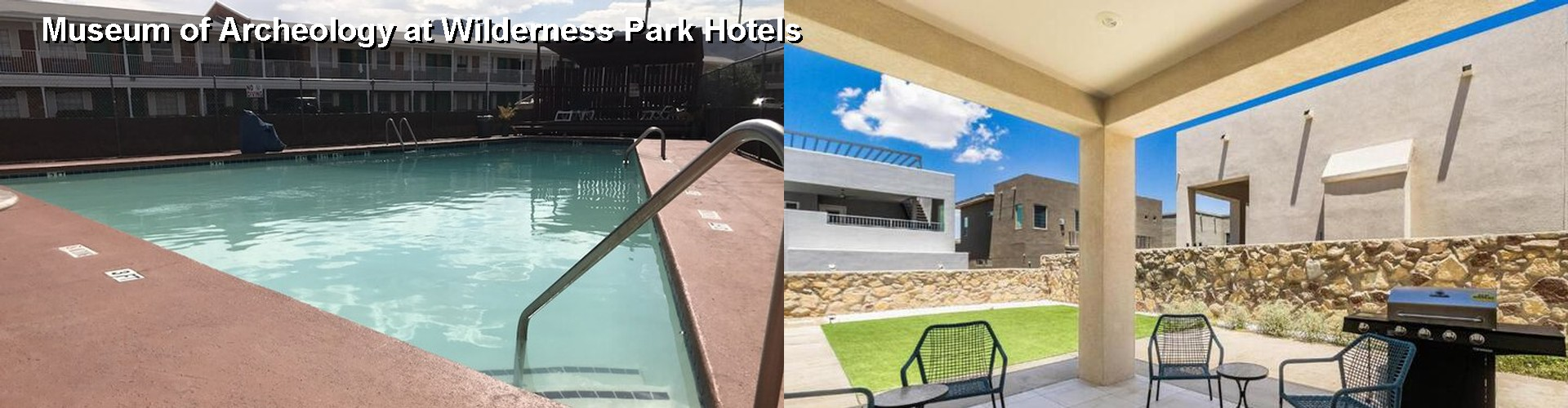 5 Best Hotels near Museum of Archeology at Wilderness Park