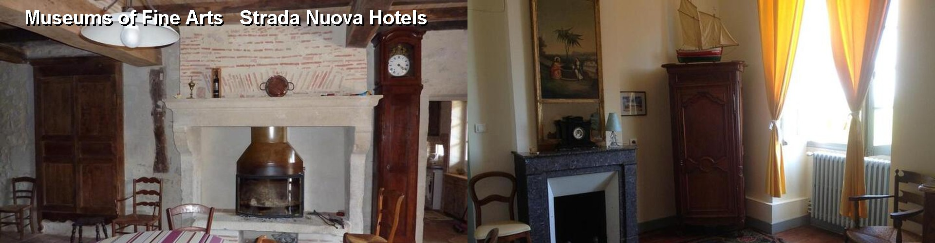 1 Best Hotels near Museums of Fine Arts Strada Nuova