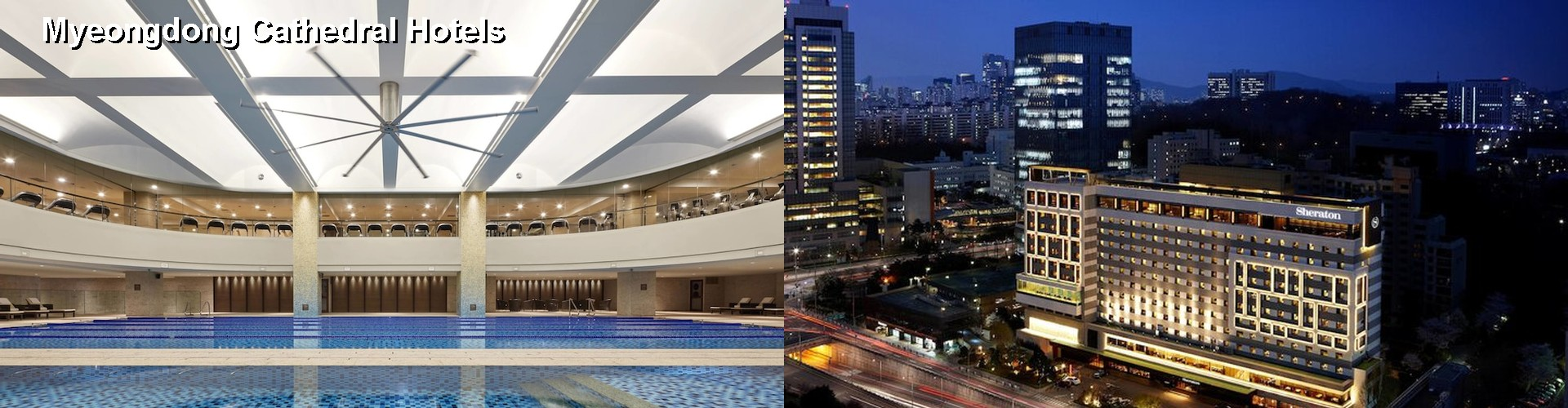 5 Best Hotels Near Myeongdong Cathedral