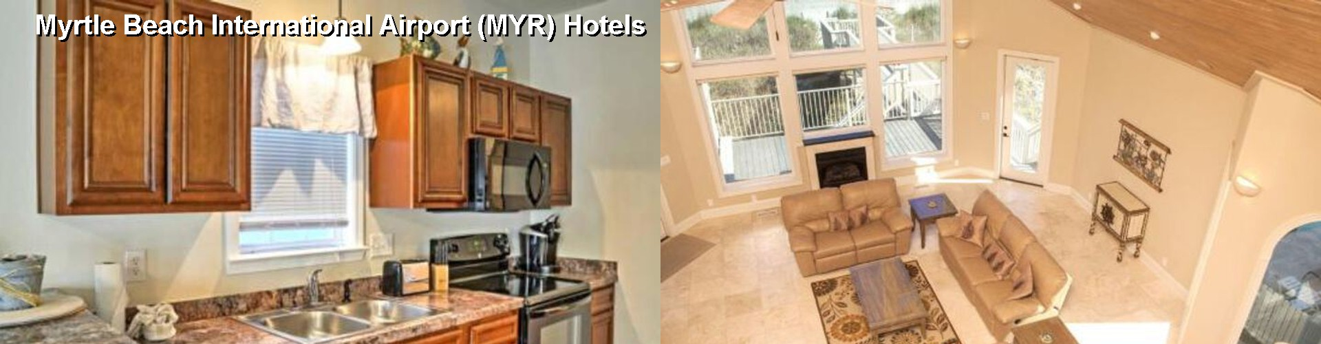 5 Best Hotels near Myrtle Beach International Airport (MYR)