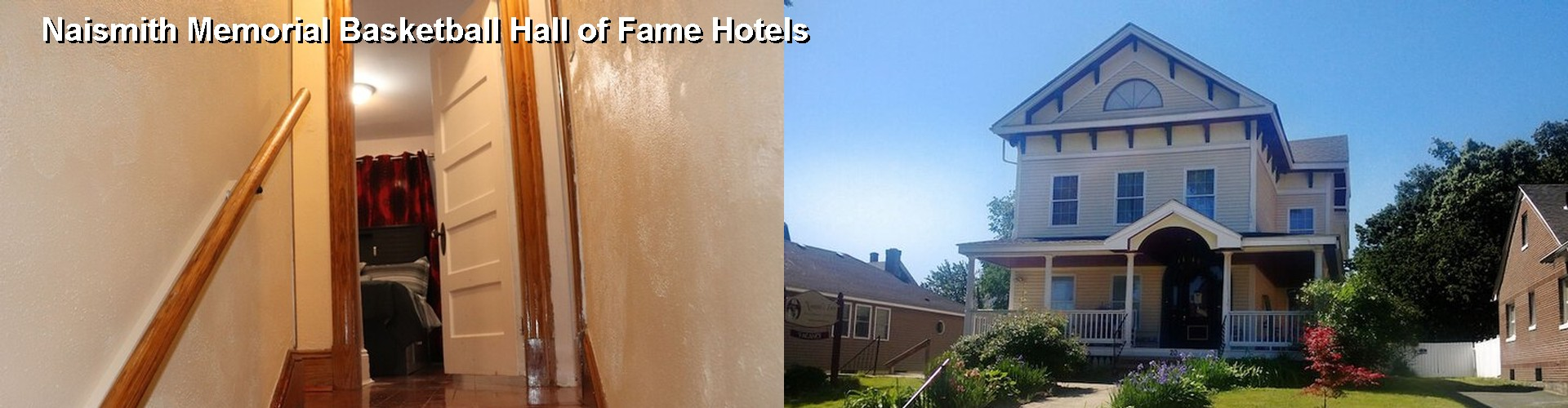 5 Best Hotels near Naismith Memorial Basketball Hall of Fame
