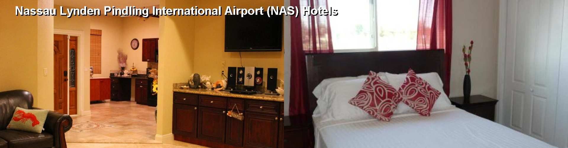 5 Best Hotels near Nassau Lynden Pindling International Airport (NAS)