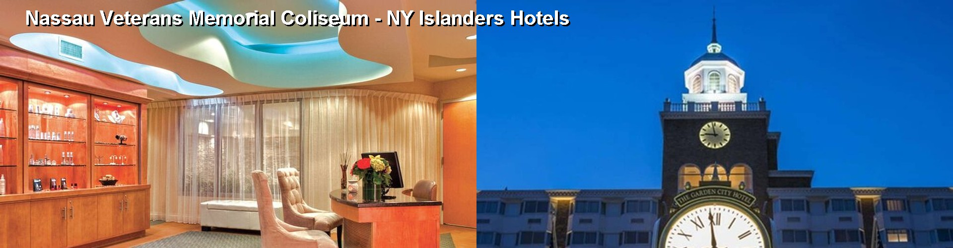 5 Best Hotels near Nassau Veterans Memorial Coliseum - NY Islanders