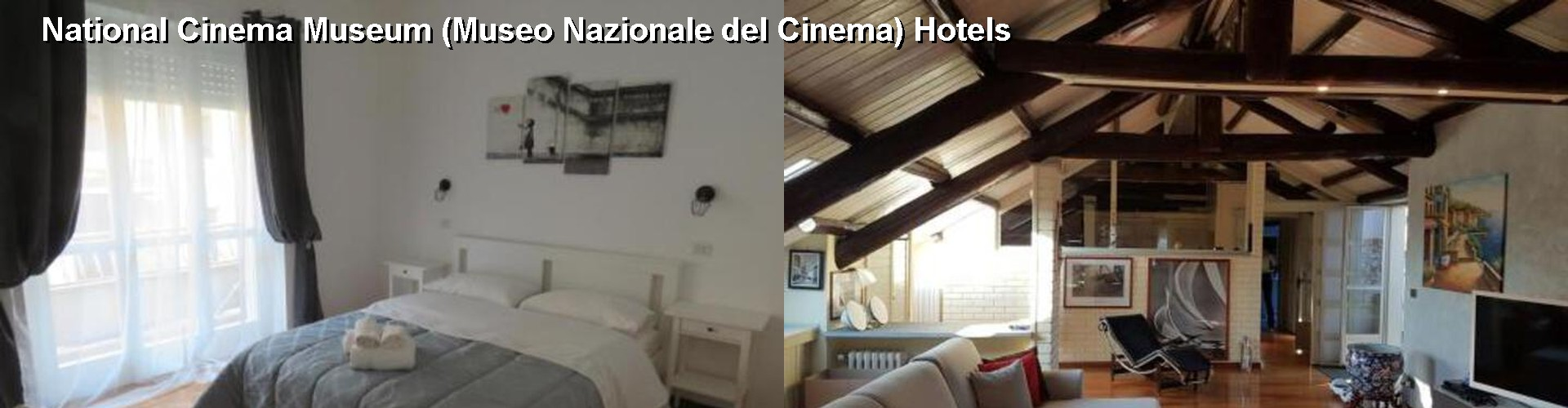 5 Best Hotels near National Cinema Museum (Museo Nazionale del Cinema)