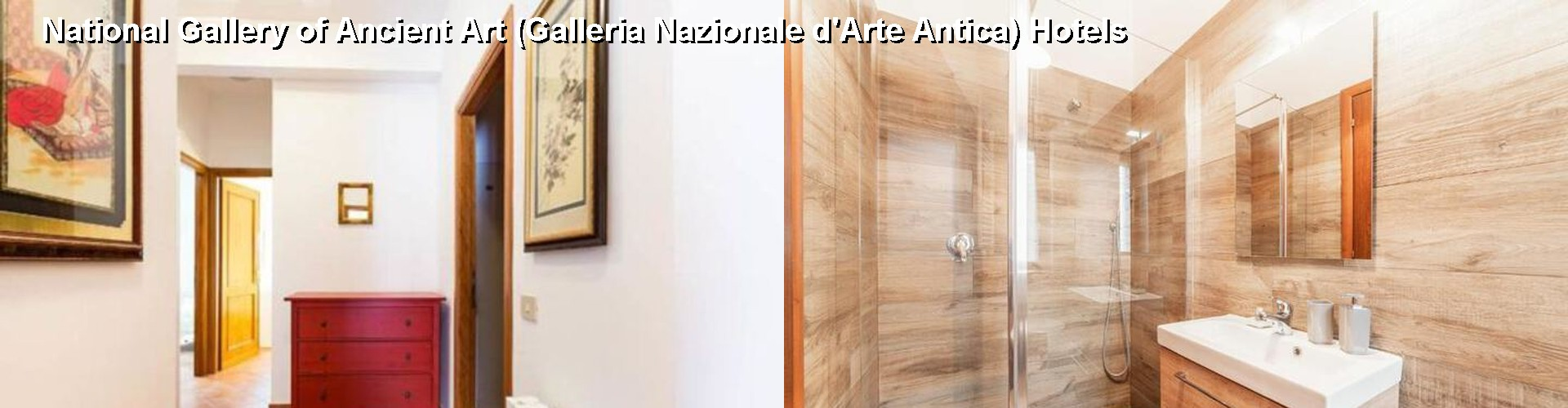 5 Best Hotels near National Gallery of Ancient Art (Galleria Nazionale d'Arte Antica)