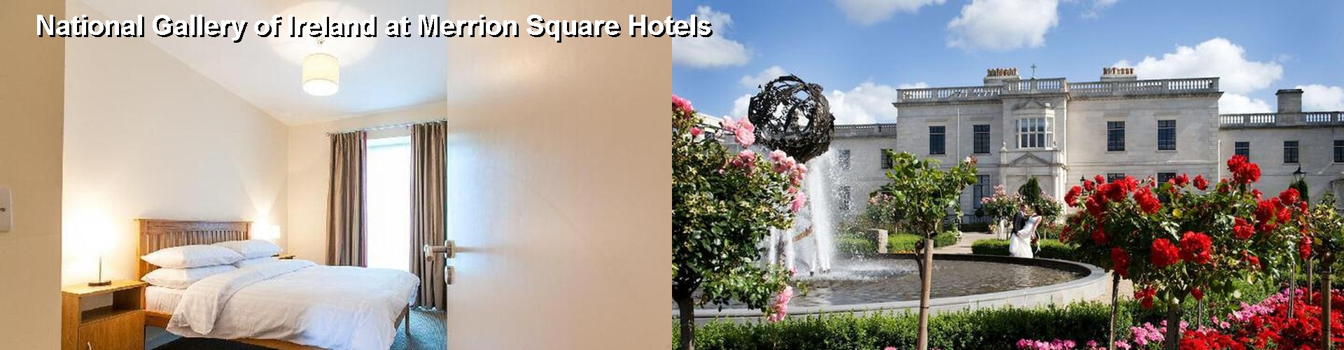 5 Best Hotels near National Gallery of Ireland at Merrion Square