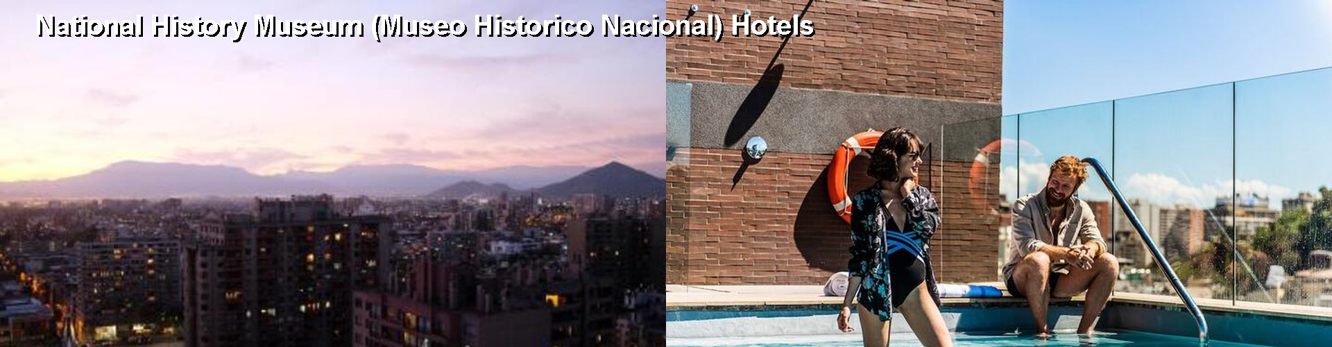 5 Best Hotels near National History Museum (Museo Historico Nacional)