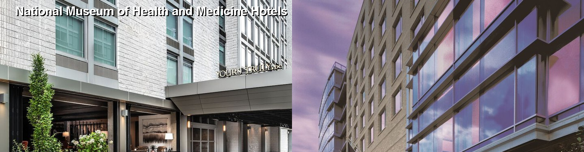 5 Best Hotels near National Museum of Health and Medicine