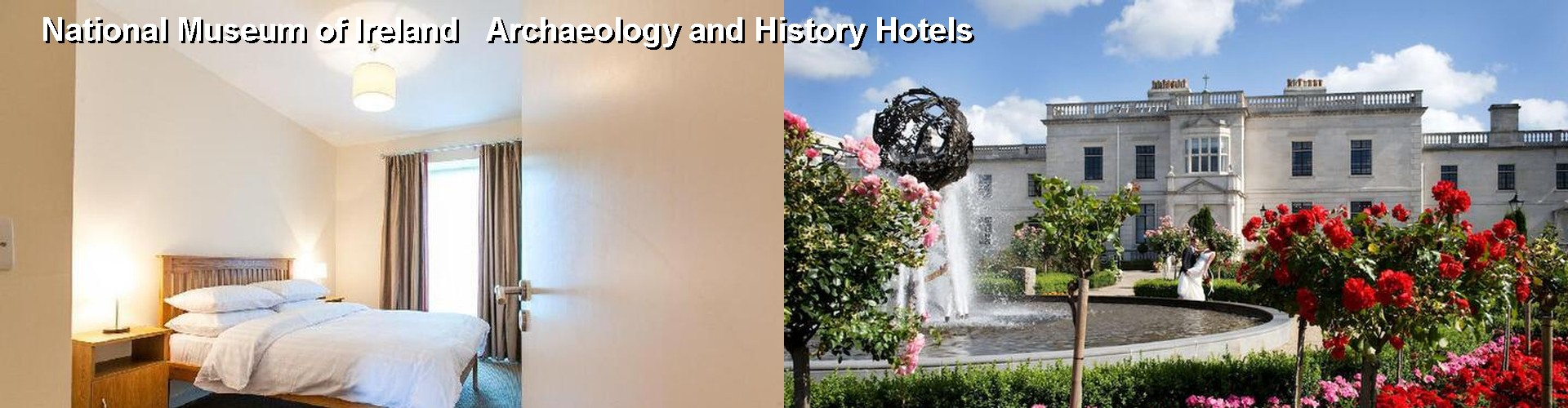 5 Best Hotels near National Museum of Ireland Archaeology and History