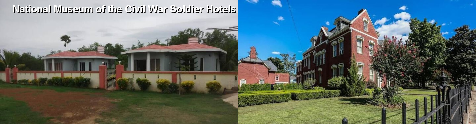 5 Best Hotels near National Museum of the Civil War Soldier