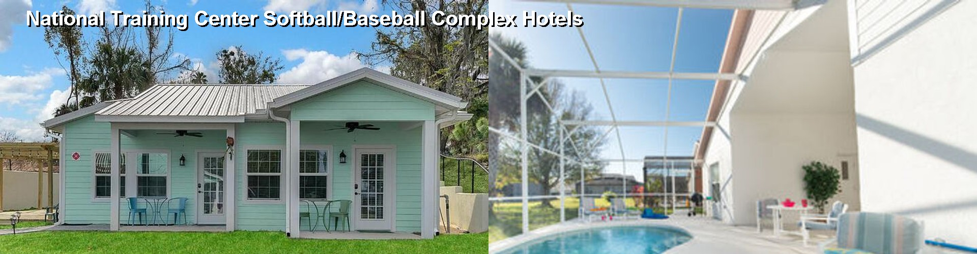 5 Best Hotels Near National Training Center Softball/Baseball Complex