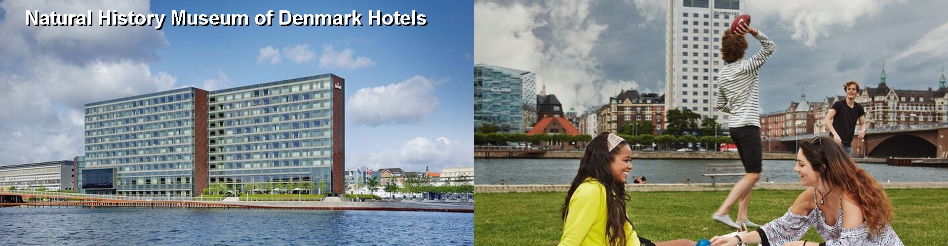 5 Best Hotels near Natural History Museum of Denmark