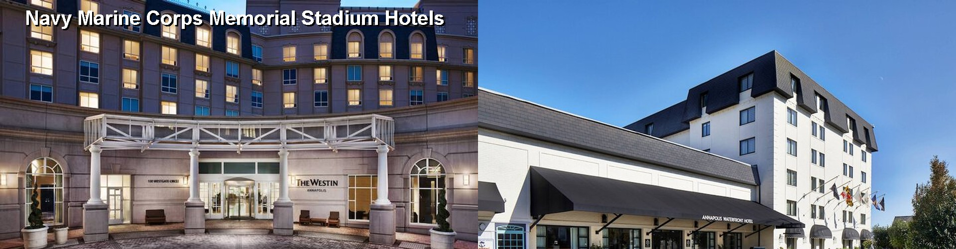 5 Best Hotels near Navy Marine Corps Memorial Stadium