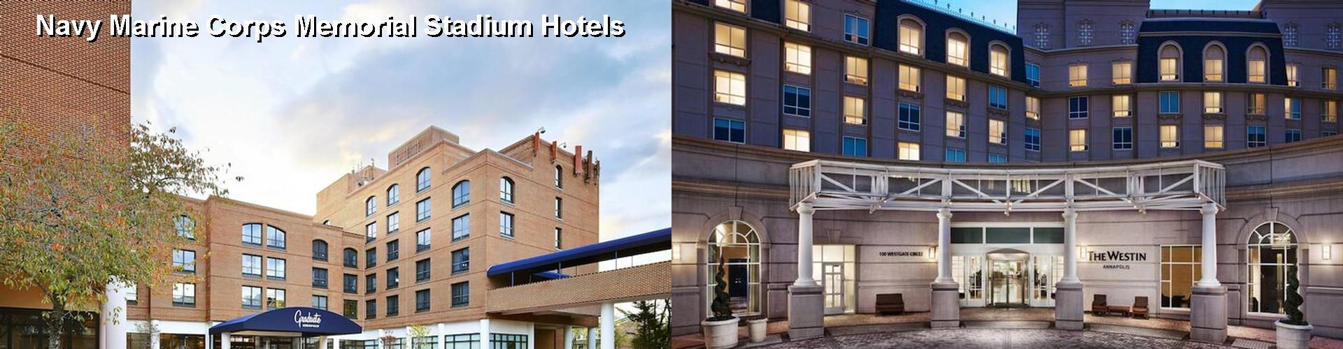 Good Best Hotels Near Navy Marine Corps Memorial Stadium With Fedex Field