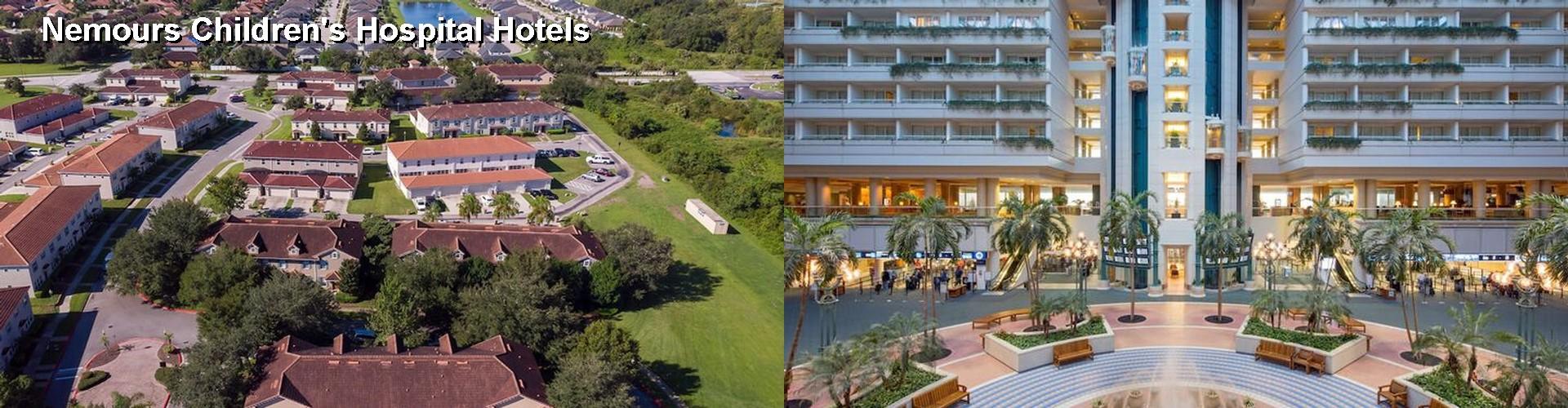 36 hotels near nemours children u0027s hospital in orlando fl