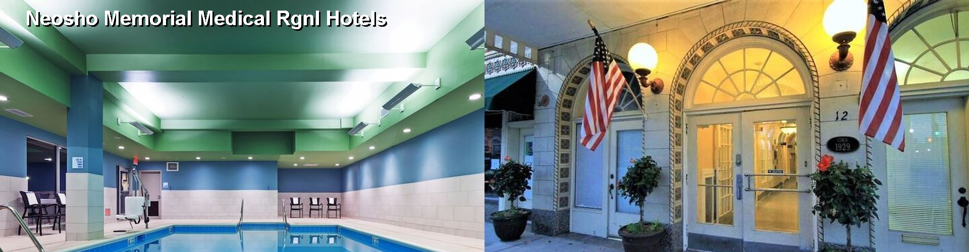 5 Best Hotels near Neosho Memorial Medical Rgnl
