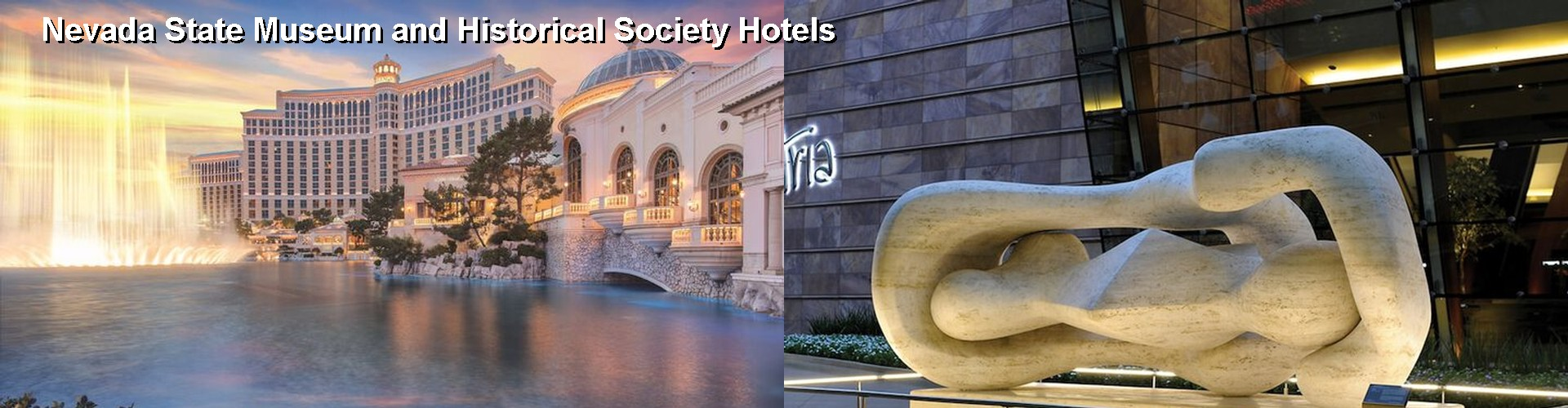 5 Best Hotels near Nevada State Museum and Historical Society