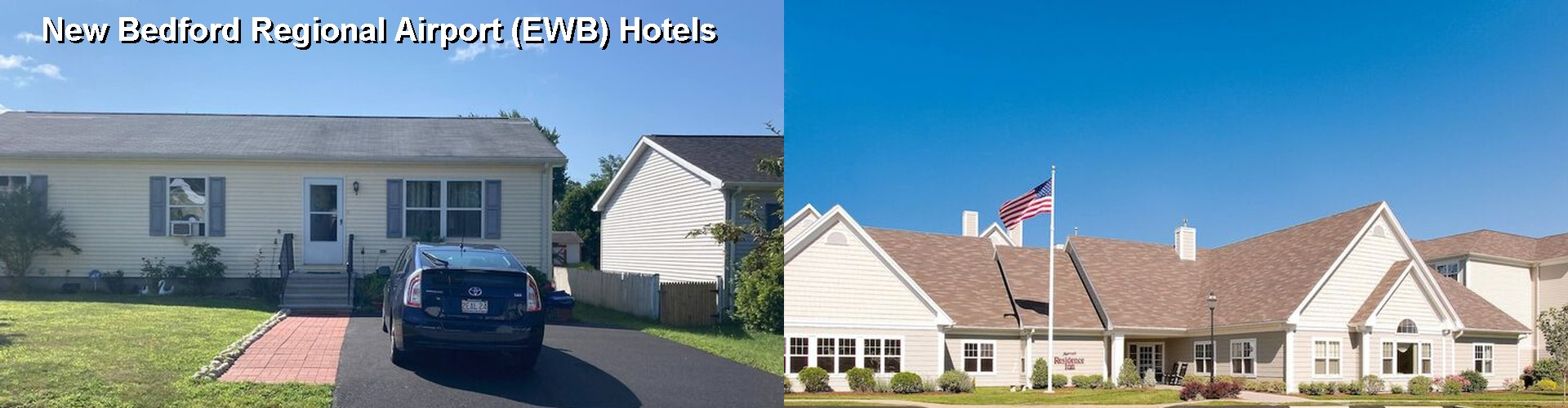 5 Best Hotels near New Bedford Regional Airport (EWB)