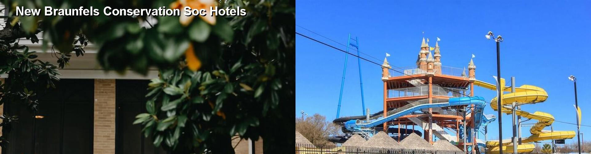 5 Best Hotels Near New Braunfels Conservation Soc