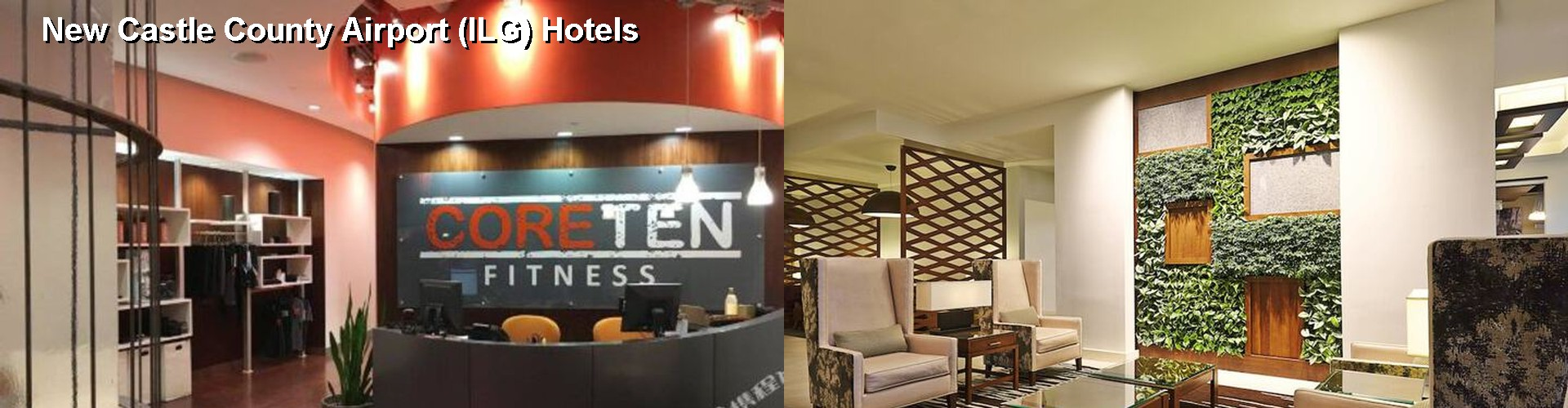 5 Best Hotels near New Castle County Airport (ILG)