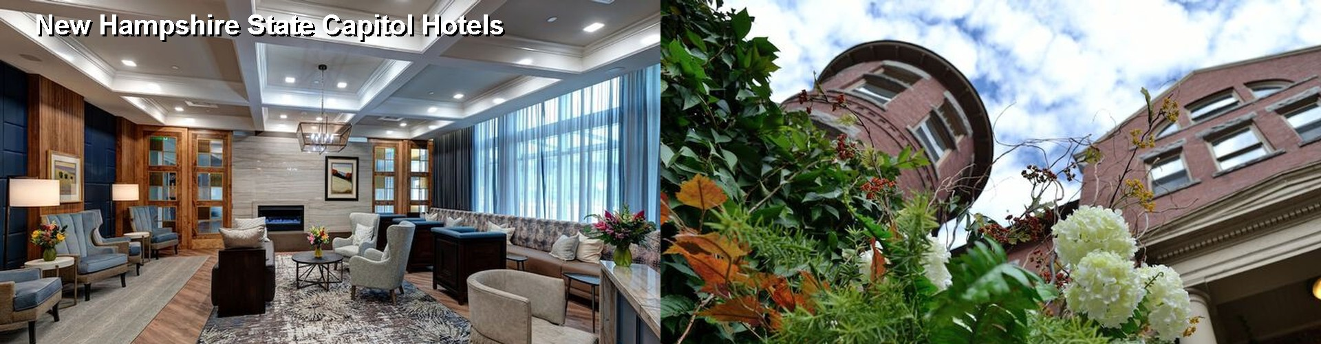 5 Best Hotels near New Hampshire State Capitol