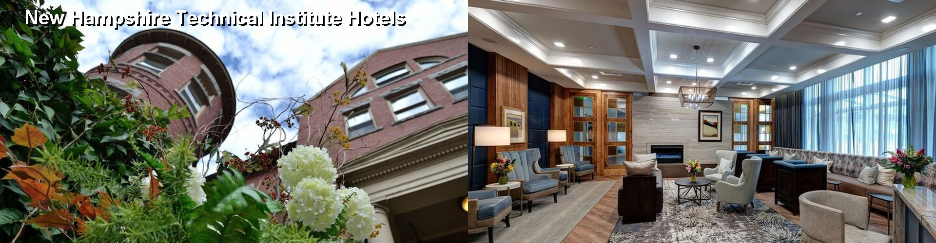 5 Best Hotels near New Hampshire Technical Institute