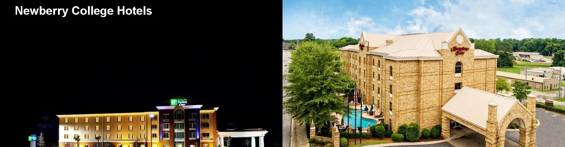5 Best Hotels near Newberry College