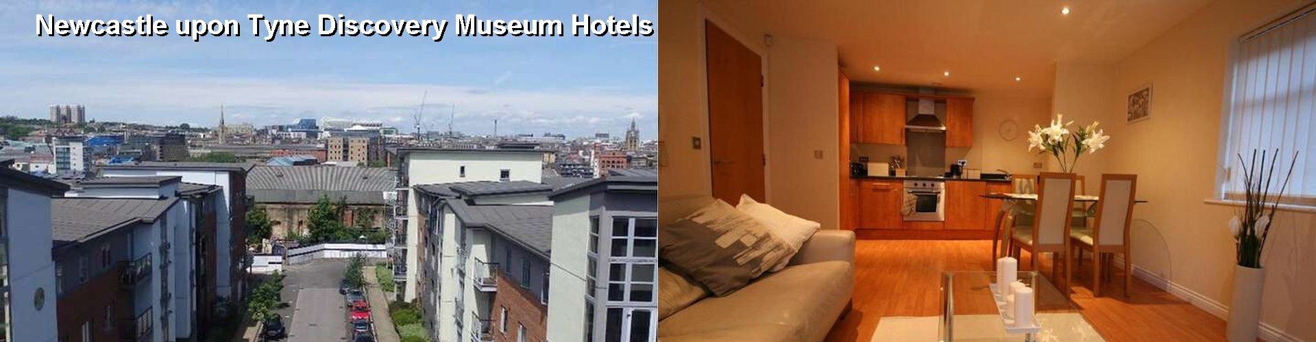 5 Best Hotels near Newcastle upon Tyne Discovery Museum