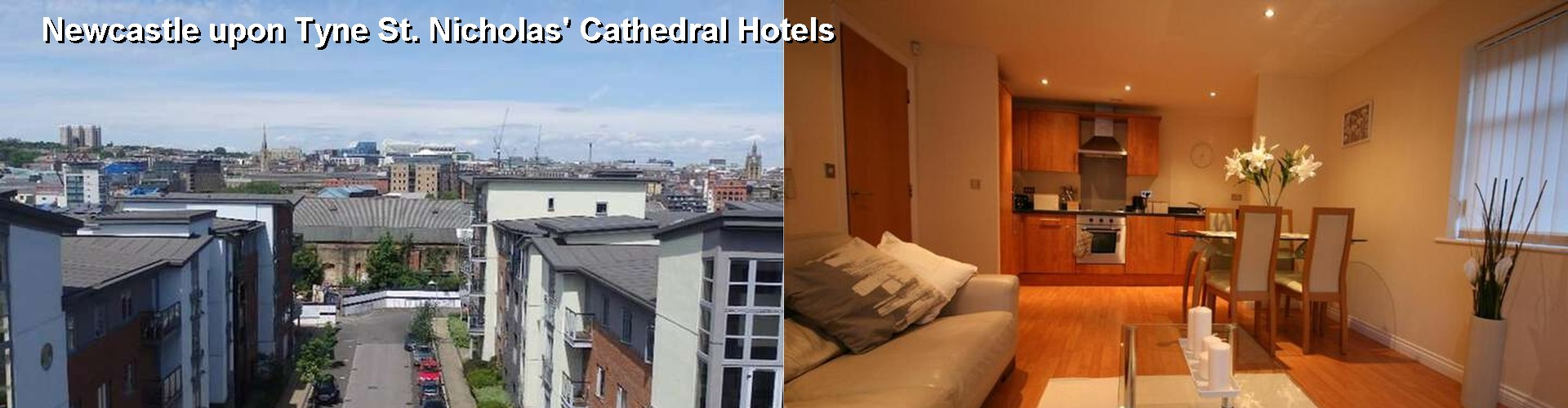 5 Best Hotels near Newcastle upon Tyne St. Nicholas' Cathedral