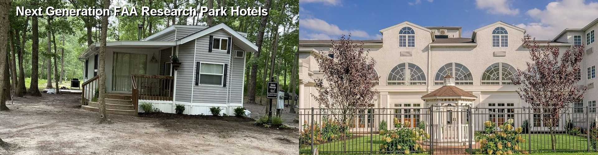 3 Best Hotels near Next Generation FAA Research Park