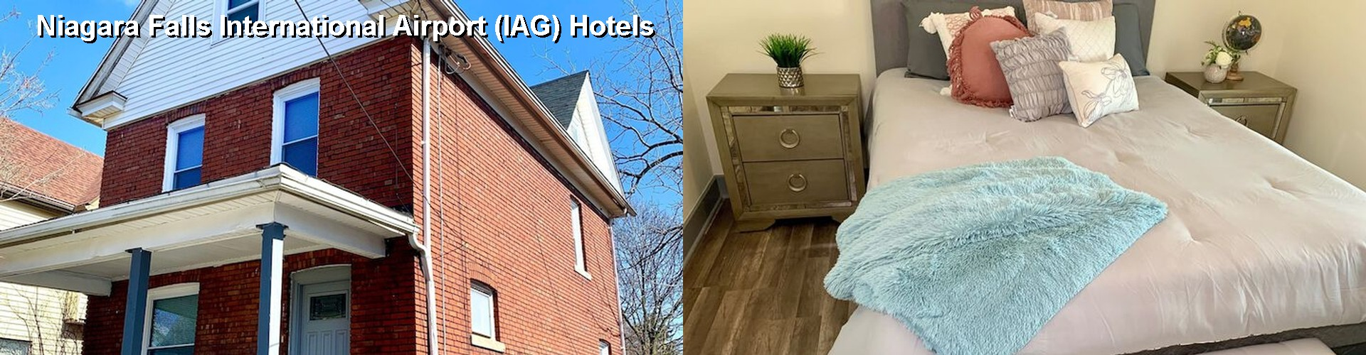 5 Best Hotels near Niagara Falls International Airport (IAG)