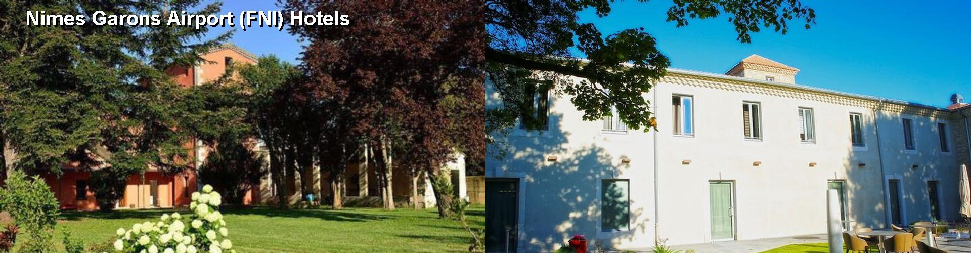 5 Best Hotels near Nimes Garons Airport (FNI)