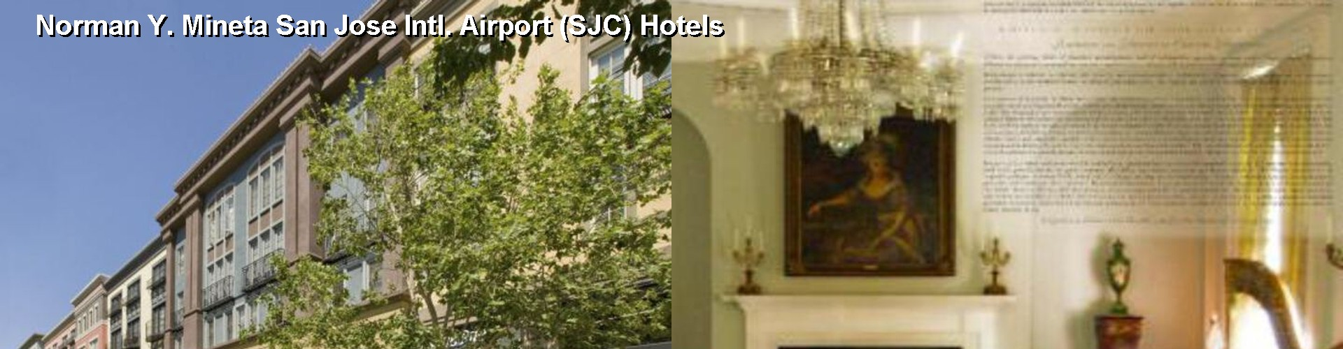 5 Best Hotels near Norman Y. Mineta San Jose Intl. Airport (SJC)