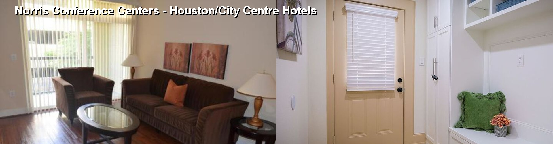 5 Best Hotels near Norris Conference Centers - Houston/City Centre