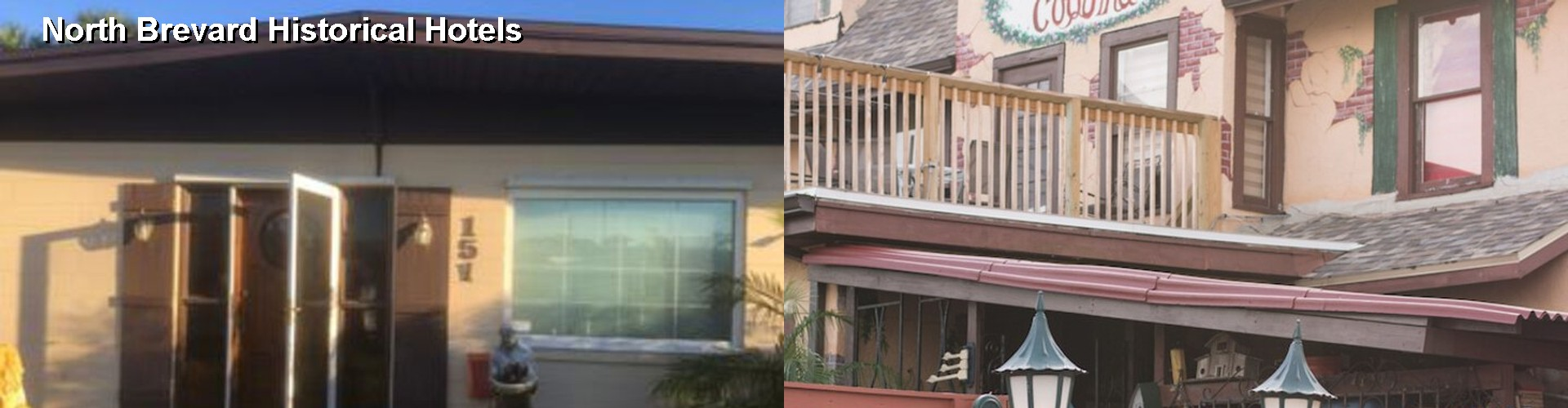 5 Best Hotels near North Brevard Historical