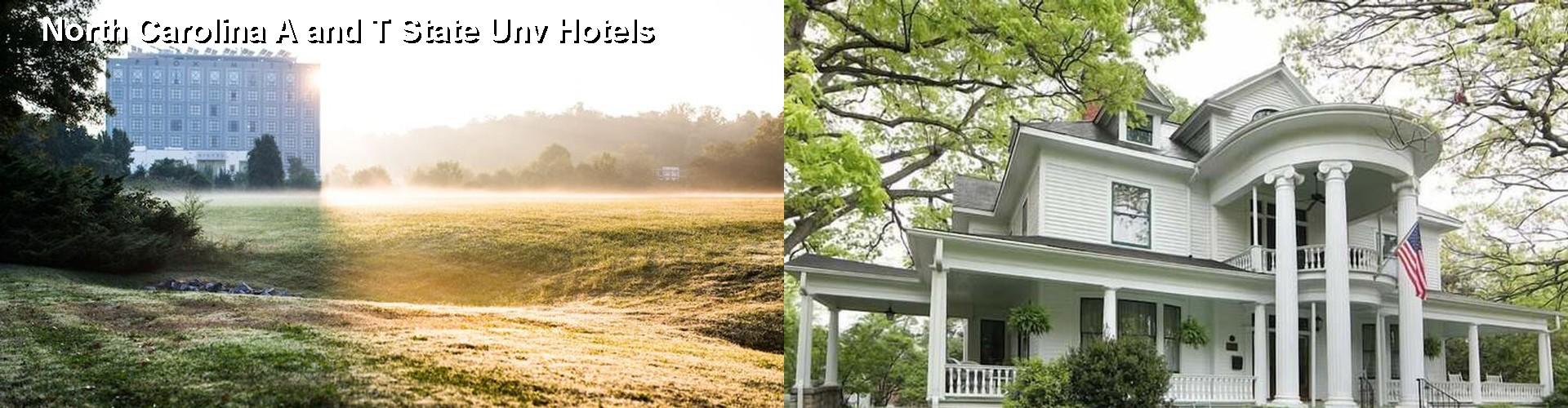 3 Best Hotels near North Carolina A and T State Unv